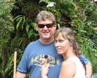 Bob Palmer and Michelle Palmer