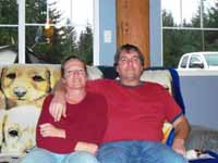 Bruce Sutherland and Sheila Sutherland