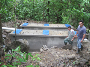 Water filtration system Costa Rica