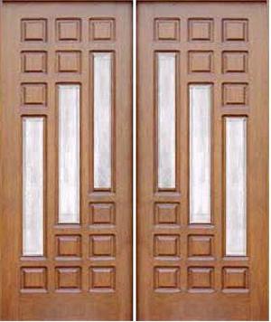 custom door rendering