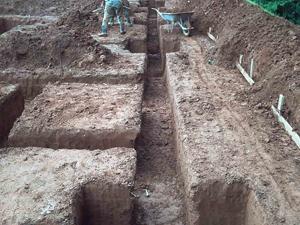 footings under slab