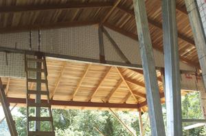 structural steel framing
