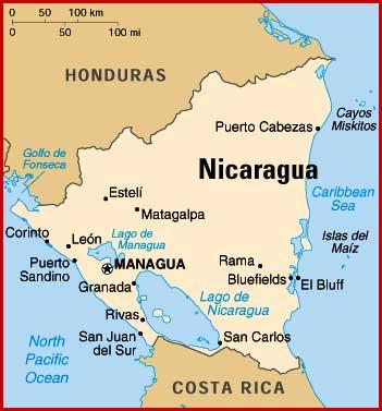 Live or Retire in Nicaragua, a comparison versus Costa Rica