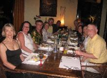 Dinner at Citrus Restaurant