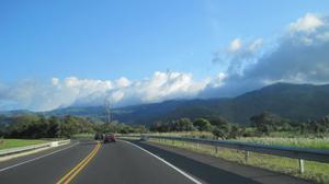 Caldera highway Costa Rica