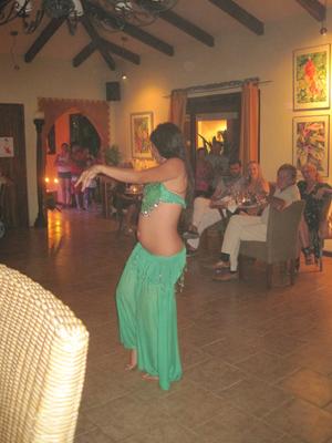 belly dancers Citrus Restaurant