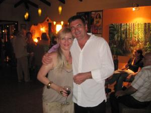 Marcella Marciano and Sylvaine Fillion