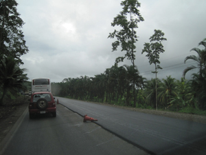 Limon Highway Route 32 Costa Rica