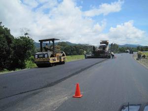 Costanera highway route 34
