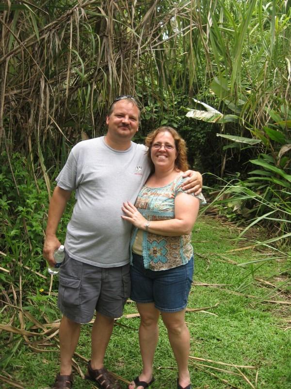Dave Jurek and Jackie Jurek