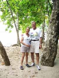 Deb Cohen and Terry Cohen