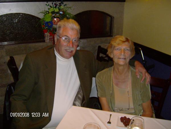 Gary Gephart and Sandy Gephart