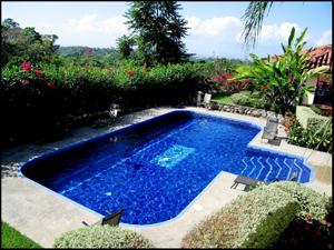 Ventana del Pacifico Guest house pool