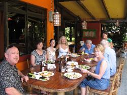 lunch at marakatu