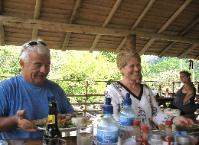 Lunch at Tilapias Pavon