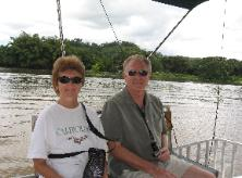 Sierpe River Tour