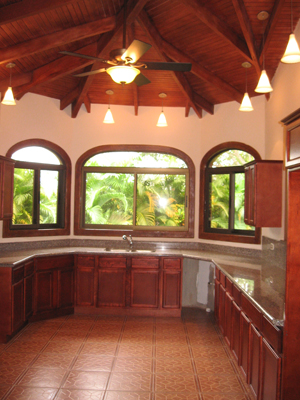 custom kitchen