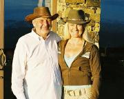 Ken Chisholm and Lucinda Chandler