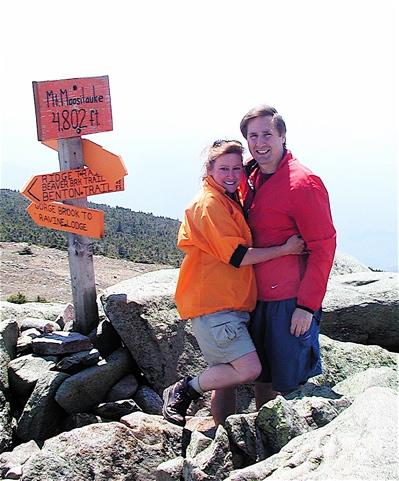 Karen Kent and Don Kent