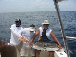 marlin caught on Magic Moon