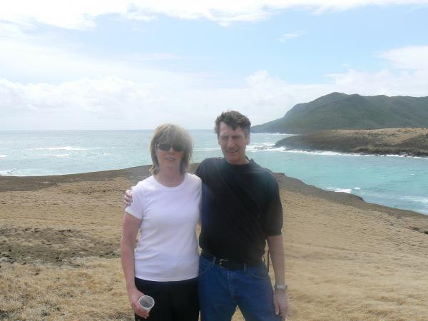 Diane McSweeney and Richard McSweeney