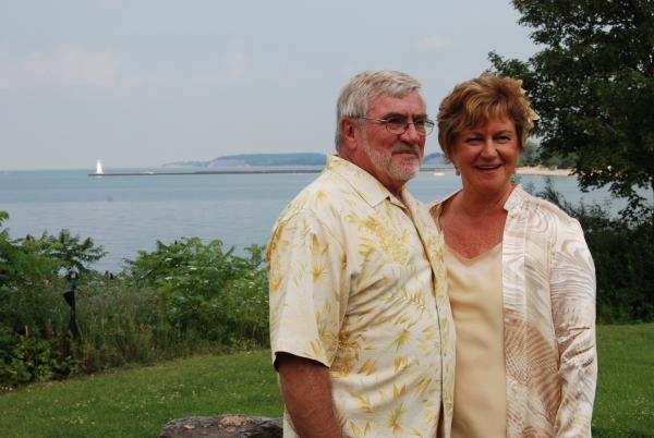 Mike Sullivan and Gail Sullivan
