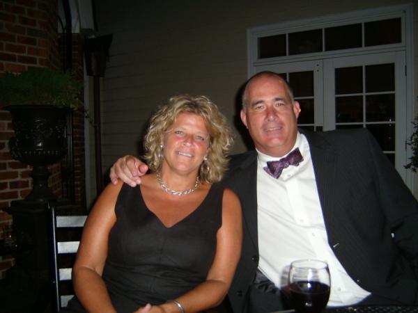 Karen Nelson and Steve Nelson