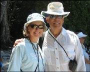 Polly Tertocha and Robert Navarro