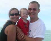 Renee, Caylaa and Brad Makimaa