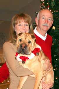 Cindy Miller and Russ Miller