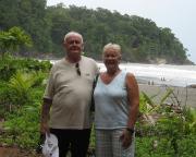 Tony Bryson and Claire Bryson