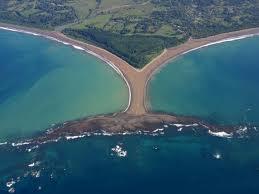 whales tail ballena beach