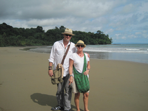 Checking out Costa Rica for international living magazine