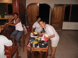 Nicaraguens in CostaRica