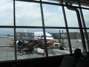 American Airlines in Costa Rica