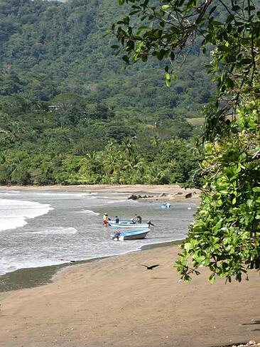 Playa Dominicalito