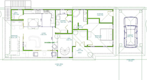 house plan floor plan