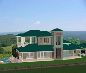 House plans Costa Rica