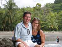 Craig O'Connell and Sue O'Connell