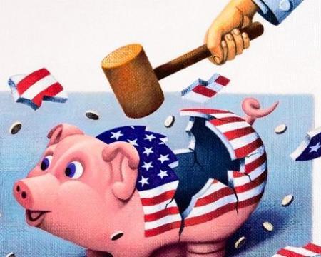 US Piggy Bank