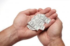 shrinking dollars
