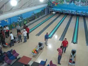 Baxter Bowling Alley