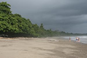 Playa Ballena Beach