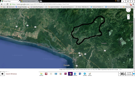 Finca del Presidente location map