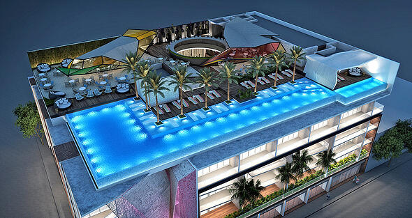 The fives downtown rooftop pool.jpg